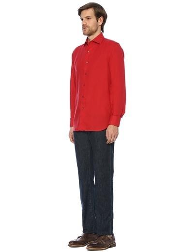 Corneliani Id Gömlek Kırmızı